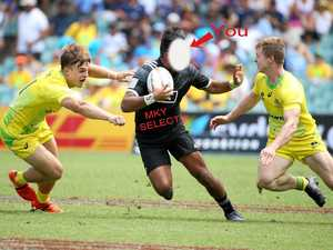 Have a crack at playing against the Aussie 7s
