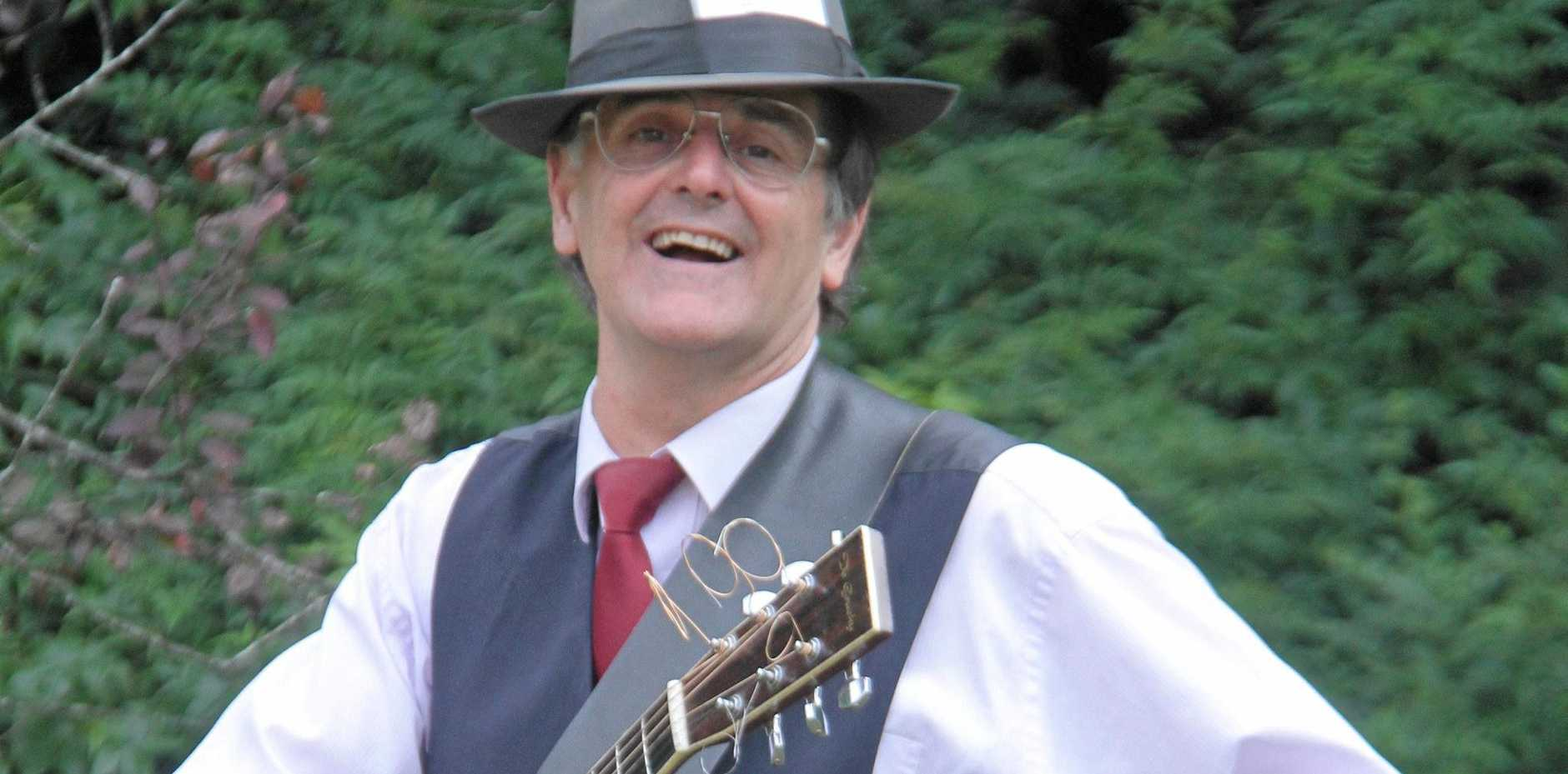 LIVE MUSIC: Pat Drummond will perform at Feast & Farmin' on Friday.