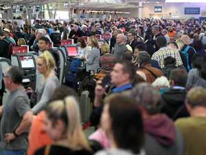 Travellers face extra security, Bay passengers delayed