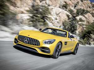 More power more Mercedes-AMG GT models...what's not to like?