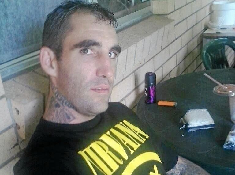 JAILED: Dane Luke Jagers was jailed after pleading guilty in Bundaberg Magistrates Court to torture and assault.