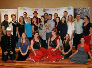 Stars set to dance for a cure