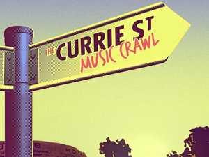 Currie St Crawl a success