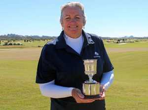 Ryan claims state golf honours