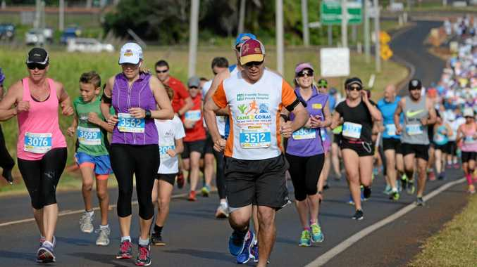ROAD CLOSURES: Three roads will be closed for Sunday's Cane2Coral.