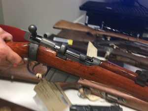 Richmond LAC firearm amnesty