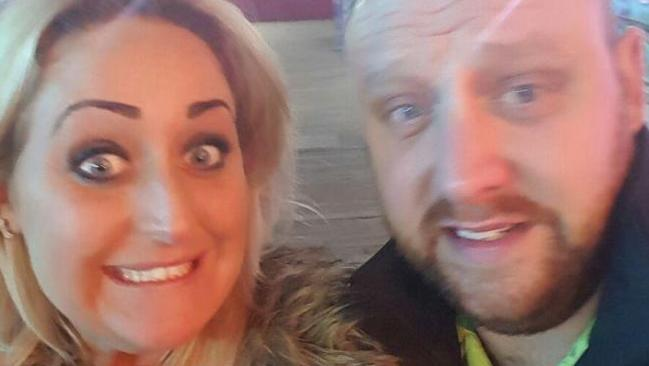 Kirsty Rathbone, from Liverpool, was stunned when her boyfriend's mistress called her and exposed his betrayal. Picture: Medavia