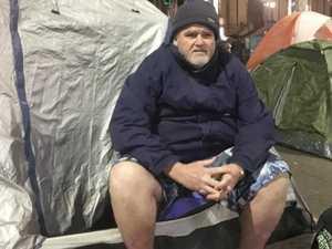 From Woolies boss to Australian tent city