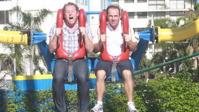 The Vomitron in Surfers Paradise