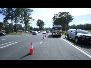 Accident Bruce Highway