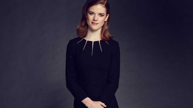Rose Leslie stars as Maia Rindell in the TV series The Good Fight.