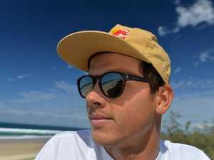 Australian Pro Surfer Julian Wilson