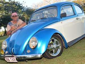 Me and My Ride- Geoff's Beetle