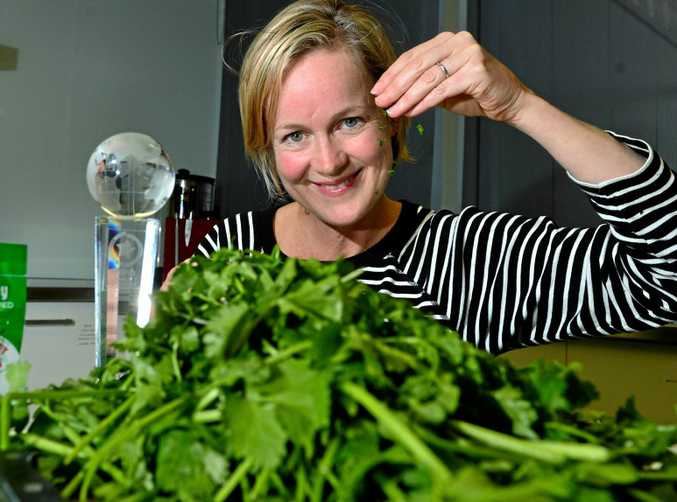 Jacqui Wilson-Smith, Head of Innovation and Marketing at Gourmet Garden.