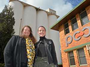 Bright future for iconic Kingaroy peanut silos