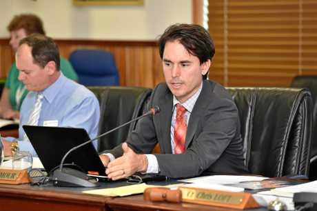Fraser Coast Regional Council - Cr. George Seymour.