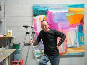 Daunt is undaunted using bold colours