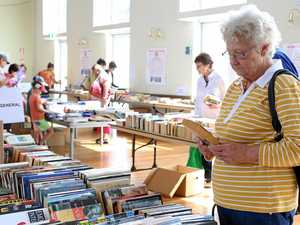 Donate old books for a good cause