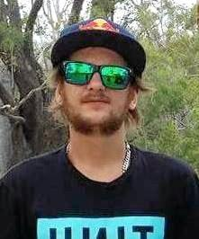 Accused bomb hoaxer Kieren James Fyfe.