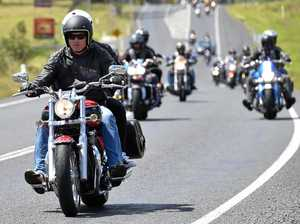 Charity bike ride to help scouts group