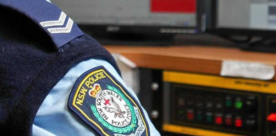 Police are investigating after 10 guns were stolen from a Crabbes Creek property.
