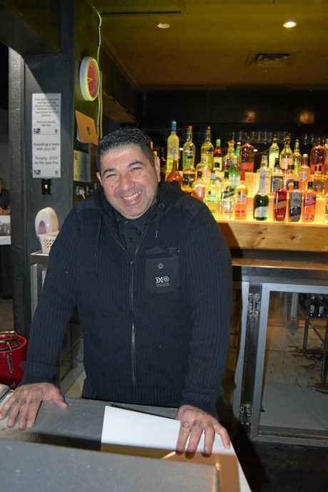 Building leasee and Switch Nightclub manager Andre Samra has bold plans for the building including a schmick new vibe.
