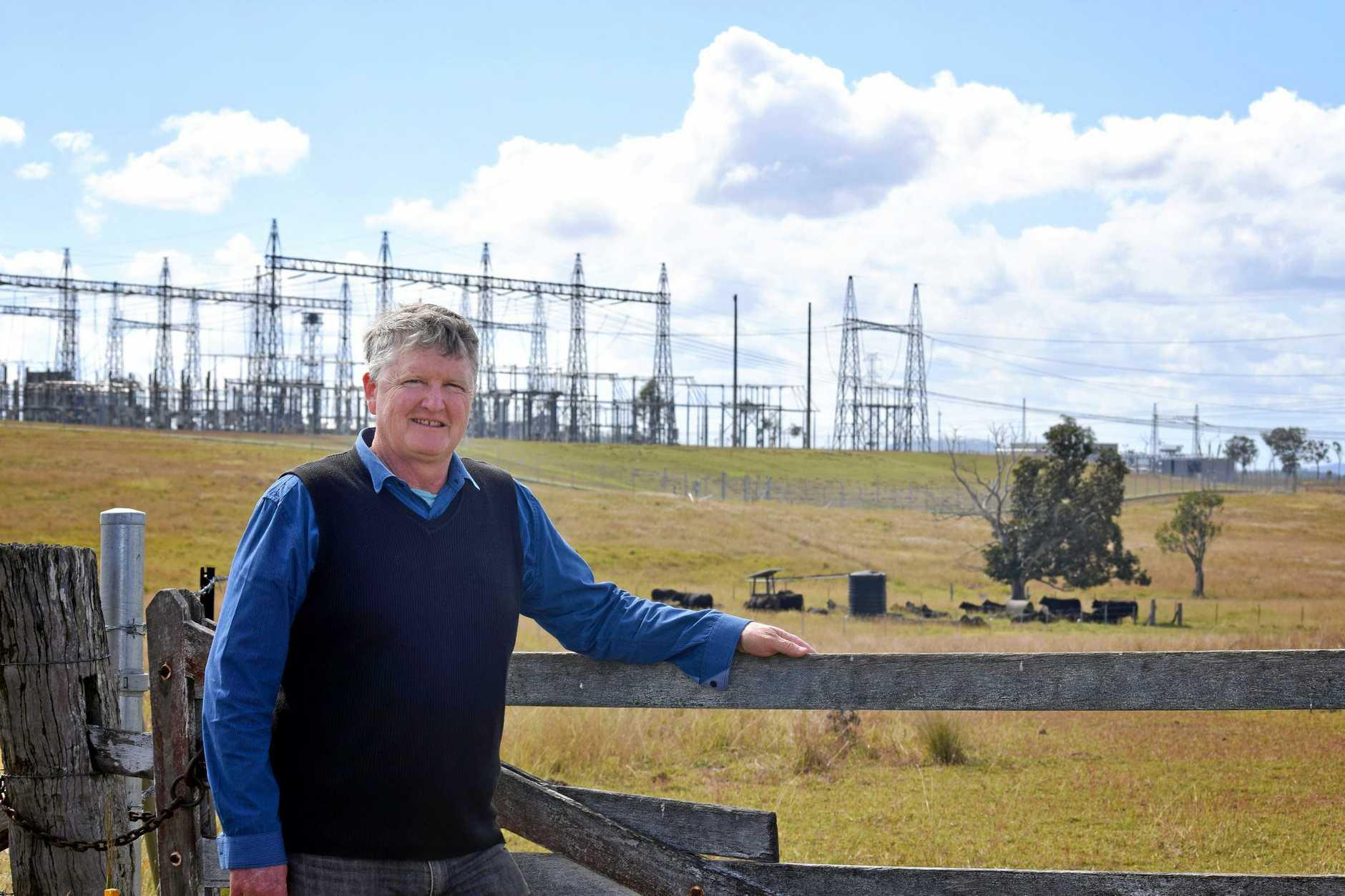 POWERING UP: Scott Armstrong is seeking public feedback on his $2 billion Lower Wonga solar farm proposal.