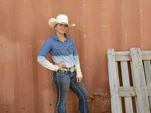 Woman, 21, dominates PBR with bucking stock