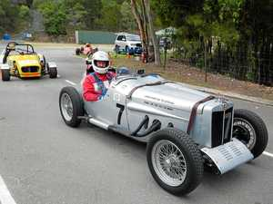 History back on track with MG Special