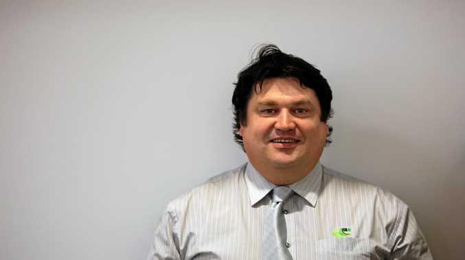 Central Highlands Regional Council Chief Executive Officer Scott Mason. Photo Kelly Butterworth / CQ News