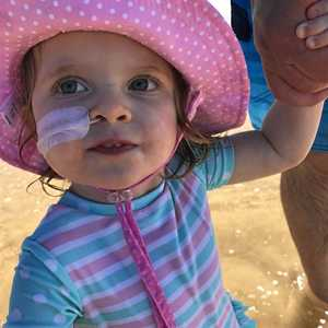 Clara s remarkable survival to help lifesaving cause  0b9b2f4a04fc