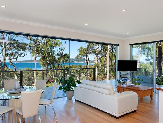 The property comes with uninterrupted views. Picture: Dowling Neyland/SuppliedSource:Supplied