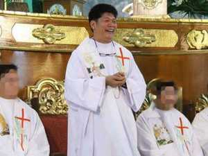 Catholic priest picked up 13-year-old after paying pimp