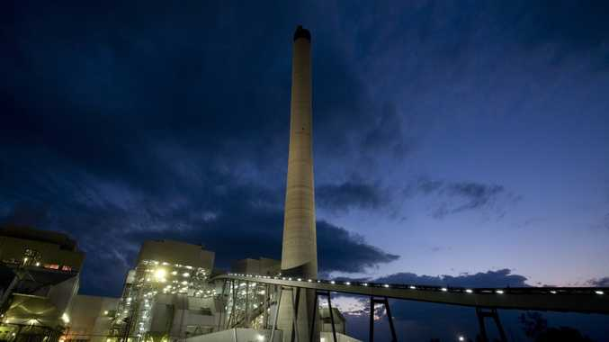 A major overhaul is about to get underway at CS Energy's Callide C Power Station.