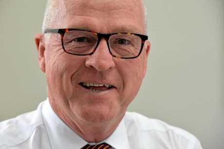 VISION: Sunshine Coast Mayor Mark Jamieson.
