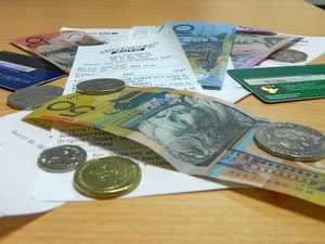 MONEY MONEY MONEY: It's time to start sorting out those dockets and getting organised for tax time. Photo Candyce Braithwaite / Warwick Daily News