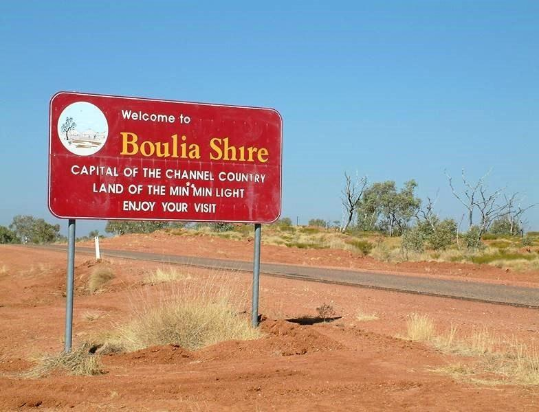 Boulia is famous for its Min Min lights.
