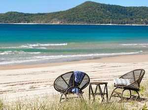Unrivalled beachfront estate