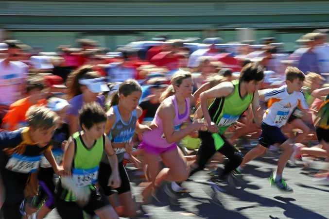 GET SET: The Bendigo Bank Coffs Harbour Running Festival is being held on Sunday, September 3.
