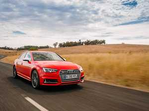 Road test: Audi S4 gets down to (sporty) business