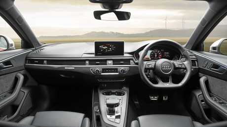 The Audi S4 is refined athleticism.