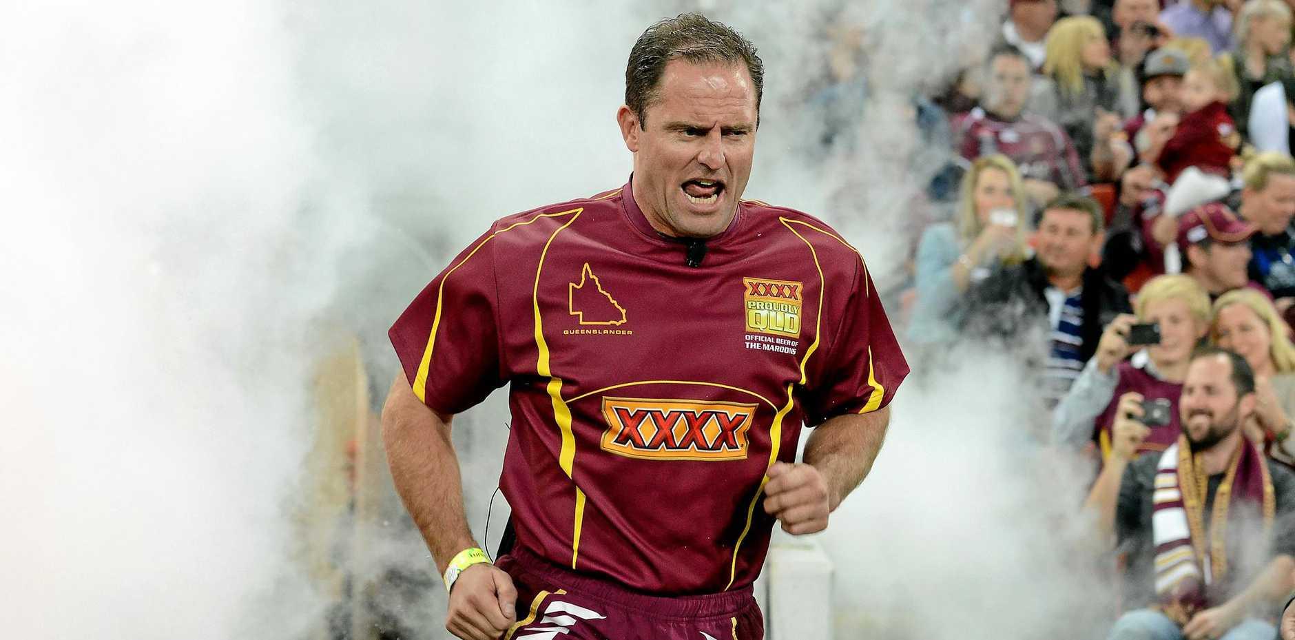 Billy Moore ... the true Queenslander