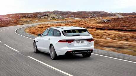 The Jaguar XF Sportbrake will arrive in Australia during November priced from $90,400.