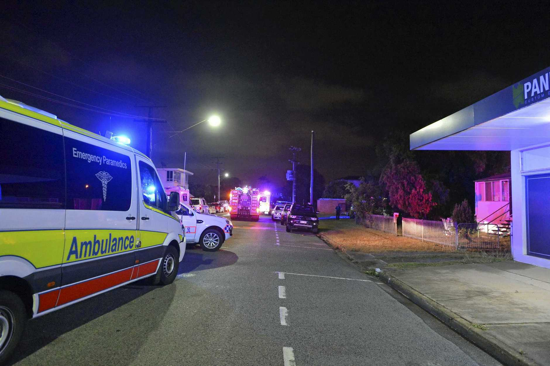 The accident at the Queensland Rail Institute hall carpark took the life of Ailsa Pershouse and seriously injured Margaret Baldwin on December 9, 2016.