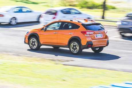 Comparison 2017 Mazda Cx 3 V Toyota C Hr V Subaru Xv