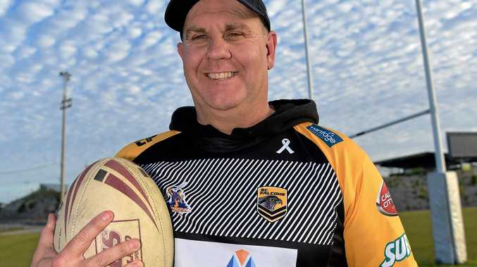 Sunshine Coast Falcons coach Craig Ingebrigtsen has signed a one-year contract extension.