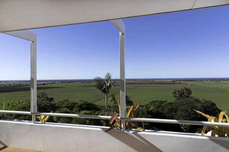 MILLION DOLLAR VIEW:  TIMELESS is just one of the words that describes a hidden beauty on the only hill in Bundaberg and it's for sale.
