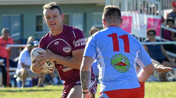 LEADER: Fassifern five-eighth Aaron Adcock has landed 88 goals and scored seven tries in just 15 games.
