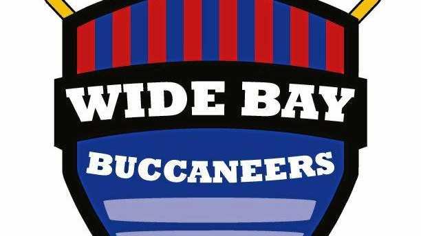 The logo for Wide Bay Buccaneers, Football Queensland Wide Bay's proposed Queensland Premier League team.