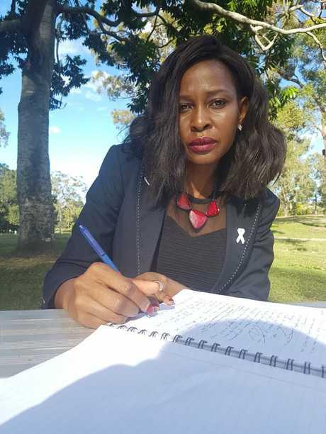 Ipswich resident Christine Mudavanhu was part of the Upower Women's Leadership pilot program.